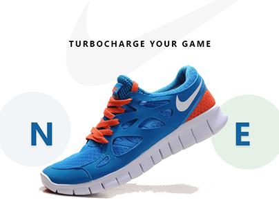 Shoe Online Branding