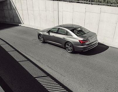 Audi A6 55 TFSI Sedan