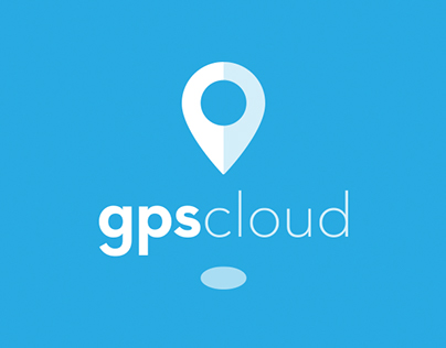 GPS cloud Logo