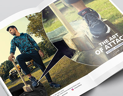 Al Nasser Magazine Print Campaign