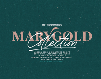 Marygold Collection