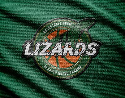 Lizards Basketball Team