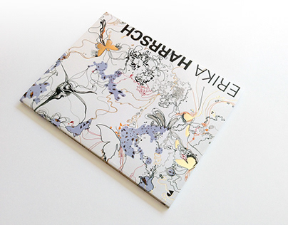 Libro de la artista ERIKA HARRSCH