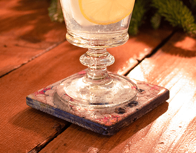Hand Crafted Coasters