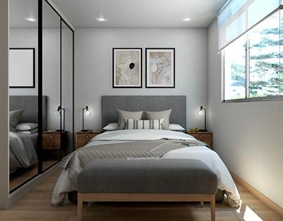 NF Arq & Diseño Interior Proy.Duplex2SanBorja