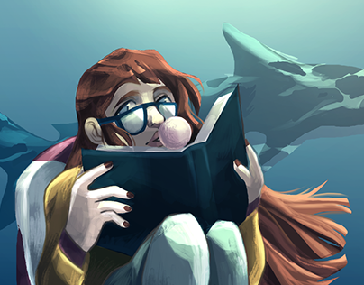 Read stories and novels that inspire you!