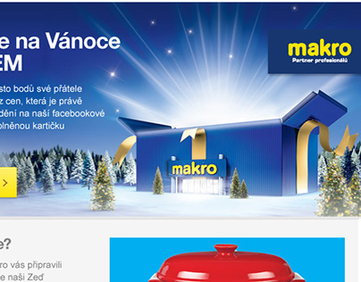 MAKRO: Score with us during Christmas