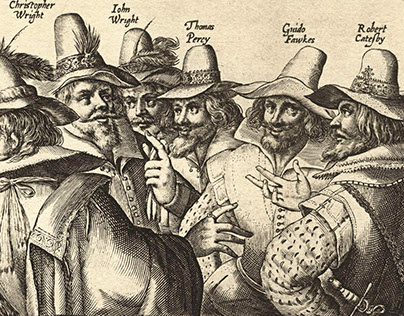 Guy Fawkes and His Infamous Plot