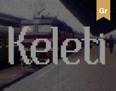Keleti—free font (download link)