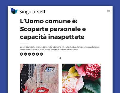 SingularSelf