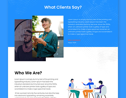 Big Web Services | UI/UX & Development