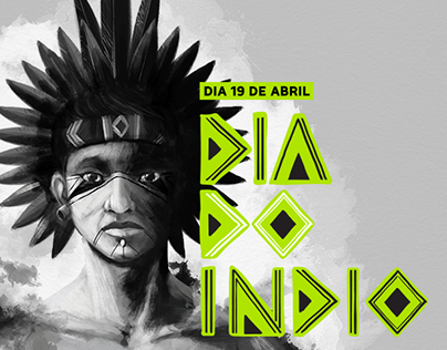 Brazilian Indian Day