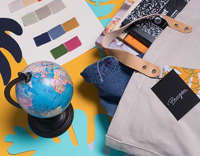 Pangea Store - Go Explore, 2016 Summer Campaign
