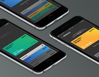 Gojek Redesign Concept