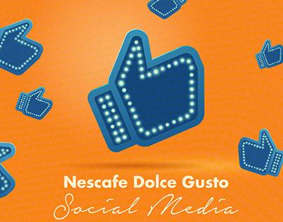 Nescafe Dolce Gusto Social Media