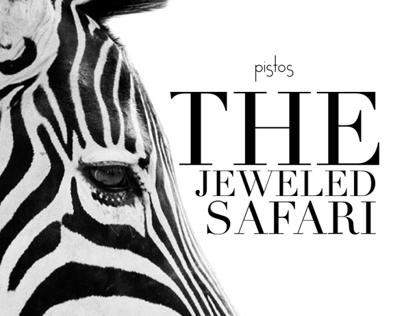 Pistos jewelry postcard catalog