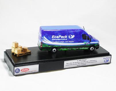ECAPACK l Correo - Scale Models