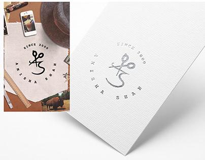 A Boutique Studio Logo-Amisha Shah