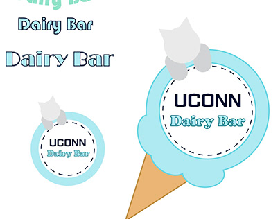 UCONN Dairy Bar Rebranding Ideas