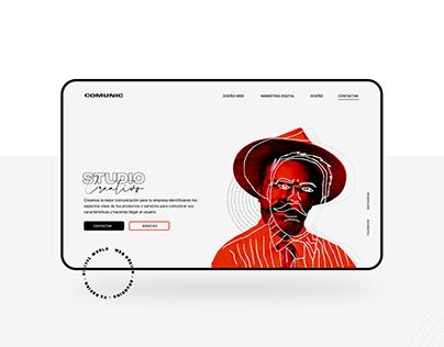 COMUNIC - WEB DESIGN