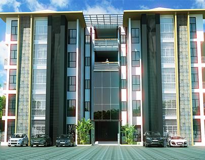 Apartments, Malappuram
