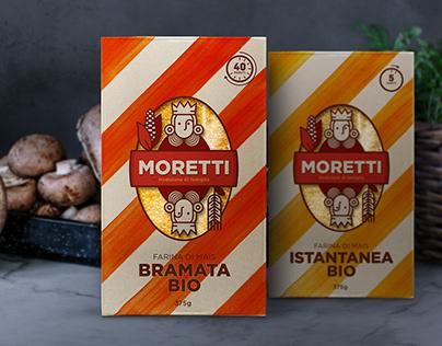 Moretti Polenta Bio