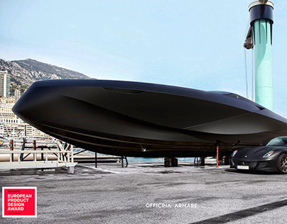 A43 SPEED BOAT BY OFFICINA ARMARE