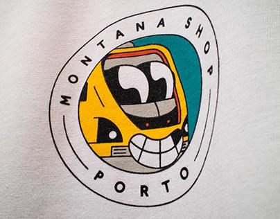 OKER X MONTANA SHOP PORTO