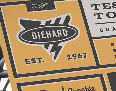Sears DieHard Branding Extention