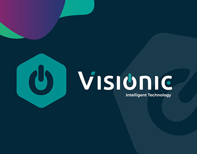 VISIONIC LOGO DESIGN - CORPORATE IDENTITY