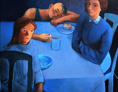 at the table 80x80