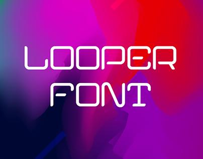 Looper Font