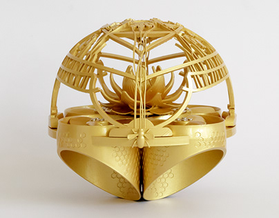 Gold Drone