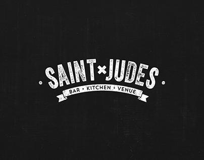 Saint Judes Branding