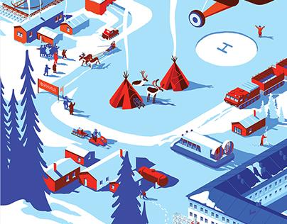 Календарь 2017 «Арктика. Мифы и реальность»