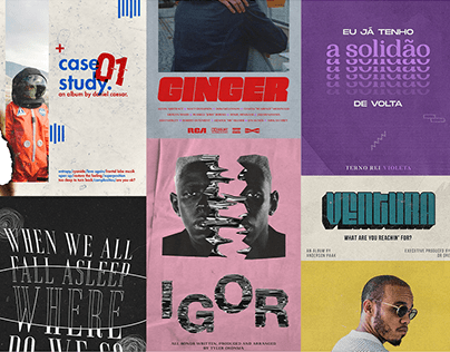 Poster Collection Vol. 1