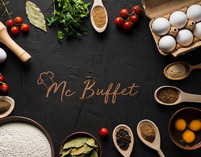 Redesign Logo MC Buffet