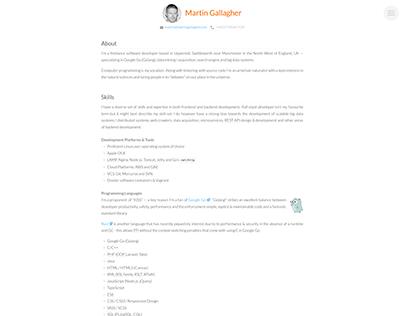 MartinGallagher.com
