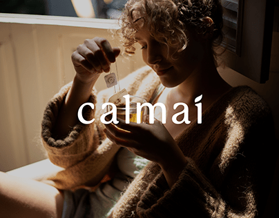 calmaí - branding & packaging