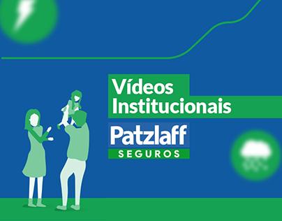 Patzlaff Seguros | Vídeos Institucionais