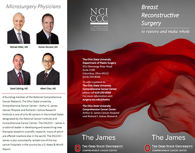 Breast Reconstruction Brochure