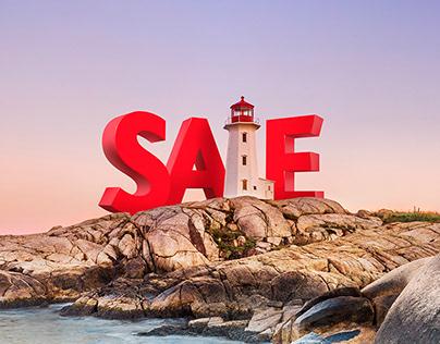 Air Canada — Worldwide Seat Sale March