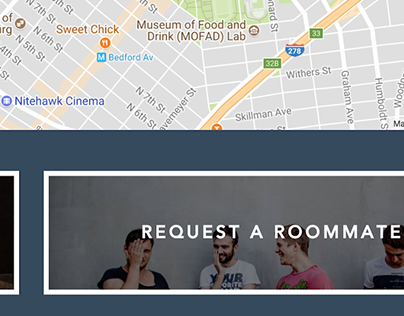 Find Roommates on CitySpade