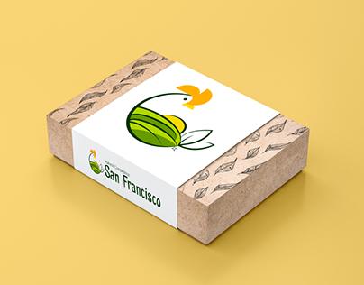 Creación de imagotipo - Huevos Campesinos San Francisco