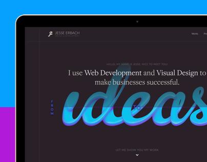 Website - Design & Development Portfolio