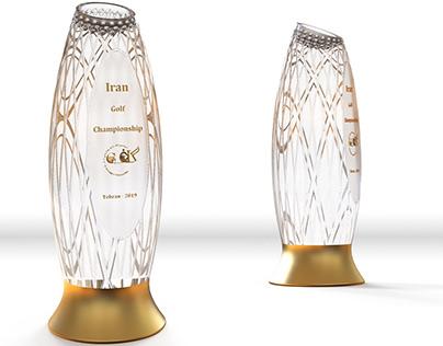 Tehran golf Trophy