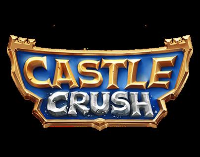 Castle Crush - Game Art Development