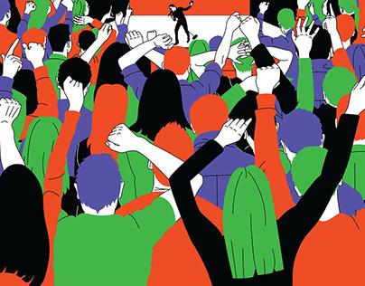 The New Yorker -Jingle Ball