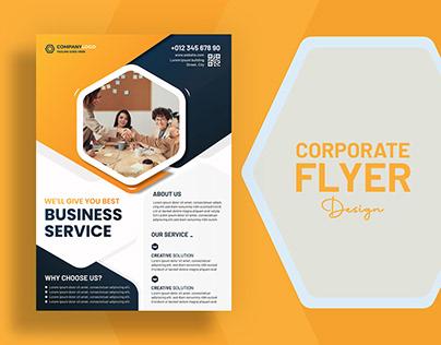 Corporate Flyer Design I Business Flyer