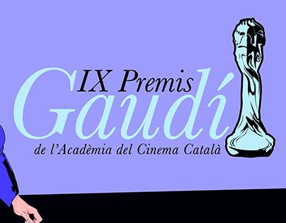 IX Premis Gaudí 2017